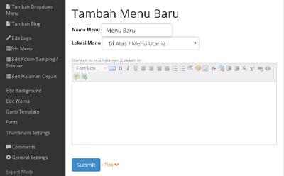 Cara Mudah Membuat Website Sendiri 2